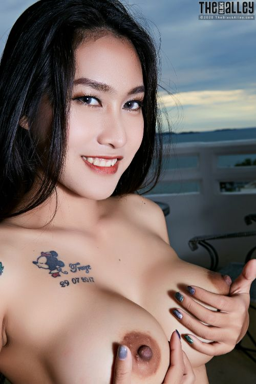 The Black Alley – 20 Sep 23 – Linlin # 41